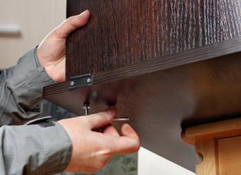 Floor To Ceiling Demountable Walls Furniture Repair