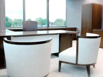 Office Furniture Installation Company
