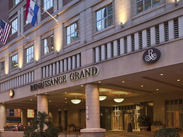 Renaissance Grand Hotel Gets Facelift