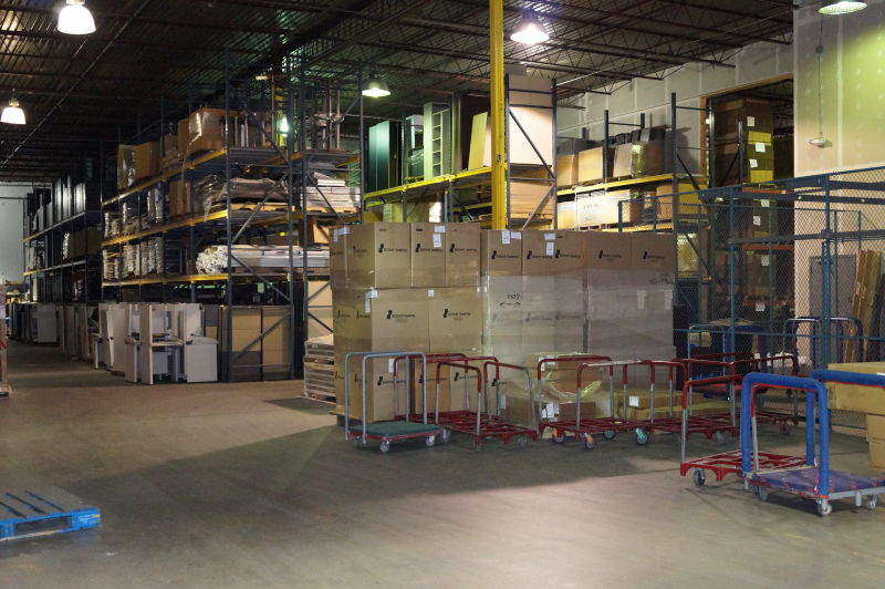 St. Louis Warehousing